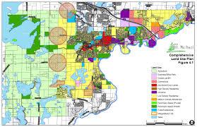 comprehensive plan update city st michael