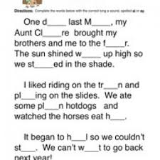 ai ay digraphs worksheet 2 digraphs worksheets phonics