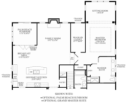 grand floor plans toll brothers at the pinehills vista point the bowan home design