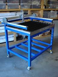 cnc plasma cutting table cnc plasma cutter table just in precision plasma llc 2 x 3 diy
