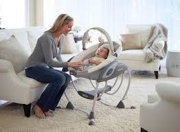 Graco Doll Swing High Chair Amazon Com Graco Glider Lx Gliding Swing Affinia Baby