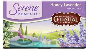 lavender tea serene moments honey lavender herbal tea celestial seasonings
