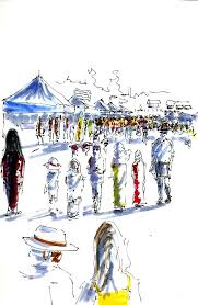 the taranaki sketchers sketch new plymouth