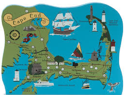 cape cod map ma the cat u0027s meow village