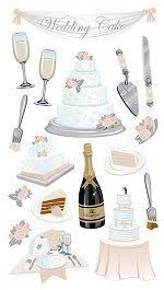 wedding scrapbook stickers 36 best wedding anniversary stickers images on