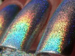 fashion polish a long time lemming chanel holographic