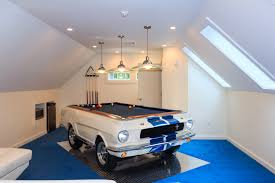 Mustang Pool Table Game Day In The Man Cave The Barn Yard U0026 Great Country Garages