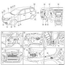 nissan rogue service manual system description driver