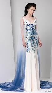 evening wear dresses for weddings tony ward fall 2016 ready to wear dresses fall 2016 illusions