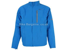 cycling jacket blue piu miglia waterproof lightweight cycling jacket was sold for 25