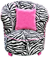 Bedroom Decorating Ideas Zebra Print Furniture Amusing Pictures Zebra Print Saucer Chair For Home