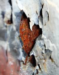 can i paint over rust a g williams painting company