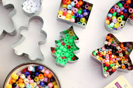 cookie cutter ornaments lights decoration