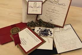 harry potter wedding invitations harry potter wedding ensemble by floydflamingo on deviantart