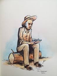 g is for george milton of mice and men by john steinbeck