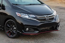 Honda Jazz Vs Honda Fit 2018 Honda Fit Automobile Magazine