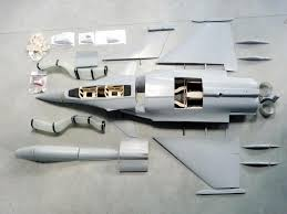 rc jet model rafale 1 7 scale kit designed by eric rantet
