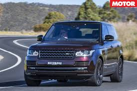 range rover blue 2018 range rover line up confirmed for australia motor
