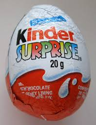 candy kinder egg canadian junk food betty