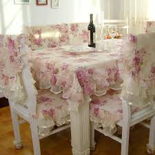 Cover For Dining Chairs Dining Table Cloth Dining Table Cloth Chair Cover Rustic Lace