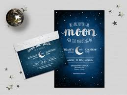 vistaprint wedding invitations 30 best starry wedding images on marriage