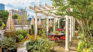 Garden Pergolas Ideas Cool And Shady Pergola Ideas Southern Living