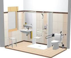 barrierefrei badezimmer rechteckbad badumbau bei bewegungseinschränkungen badgröße