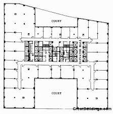 Chrysler Building Floor Plans | gallery of ad classics chrysler building william van alen 25
