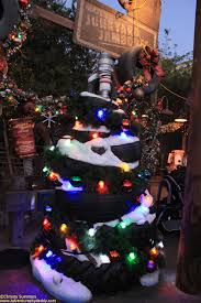 photo tour a very merry cars land christmas at disney california