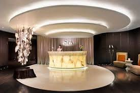 Spa Reception Desk Luxury Downtown Hong Kong Hotel The Ritz Carlton Hong Kong