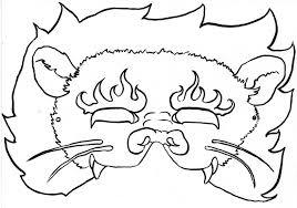 julia likes frogs masks for shambhala children u0027s day