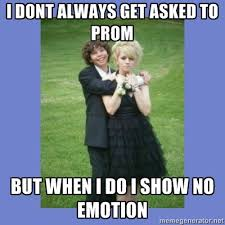 Prom Meme - friend made a meme of my senior prom photo i think the internet