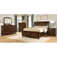 Whitewashed Bedroom Furniture Distressed Finish Bedroom Sets You Ll Wayfair