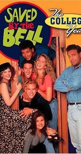 saved by the bell the college years a thanksgiving story tv