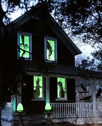 Scariest Outdoor Halloween Decorations by Scary Outdoor Halloween Decorations And Silhouettes 20 Diy