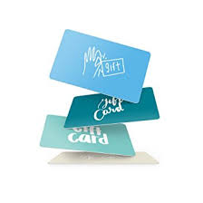 gift card packs square gift card pack brush stroke industrial
