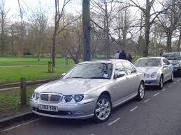 curbside classic 2004 rover 75 2 5v6 u2013 high expectations of