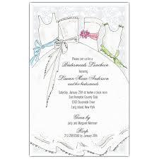 bridal brunch invitation wording bridal luncheon invitation wording we like design