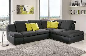 sofa anthrazit ecksofa isona in anthrazit schwarz poco möbel letz ihr