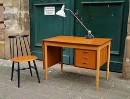 Schreibtisch Extra Breit Flex Mid Century Vintage Design Nürnberg Skandinavischer
