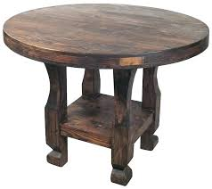 reclaimed wood pub table sets reclaimed wood bistro table round rustic wood counter height bistro