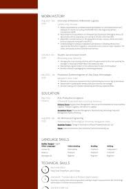 Best Internship Resumes by 17 Best Internship Resume Templates To Download For Free Wisestep