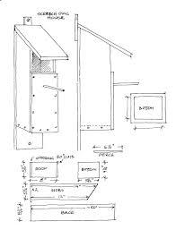 house dimensions scintillating small bird house plans photos best idea home