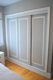 Closet Door Coverings The Bungalow Tour Bungalow Closet Doors And Doors