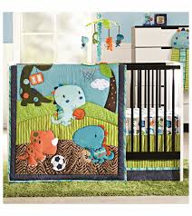 Winnie The Pooh Nursery Bedding Kidsline Dino Sports 4 Piece Crib Bedding Set