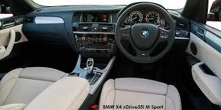 bmw x4 car bmw x4 xdrive28i m sport specs in south africa cars co za