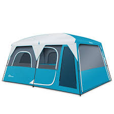 cabin tent alprang family cing tent easy to setup spacious and durable