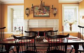 Colonial Dining Room | create a colonial style dining room this old house