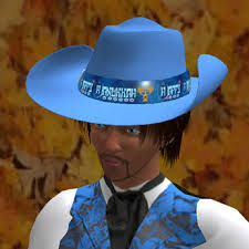 chanukah hat second marketplace re happy hanukkah cowboy hat on sale