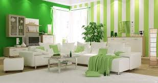Green Color Living Room - Green color for living room
